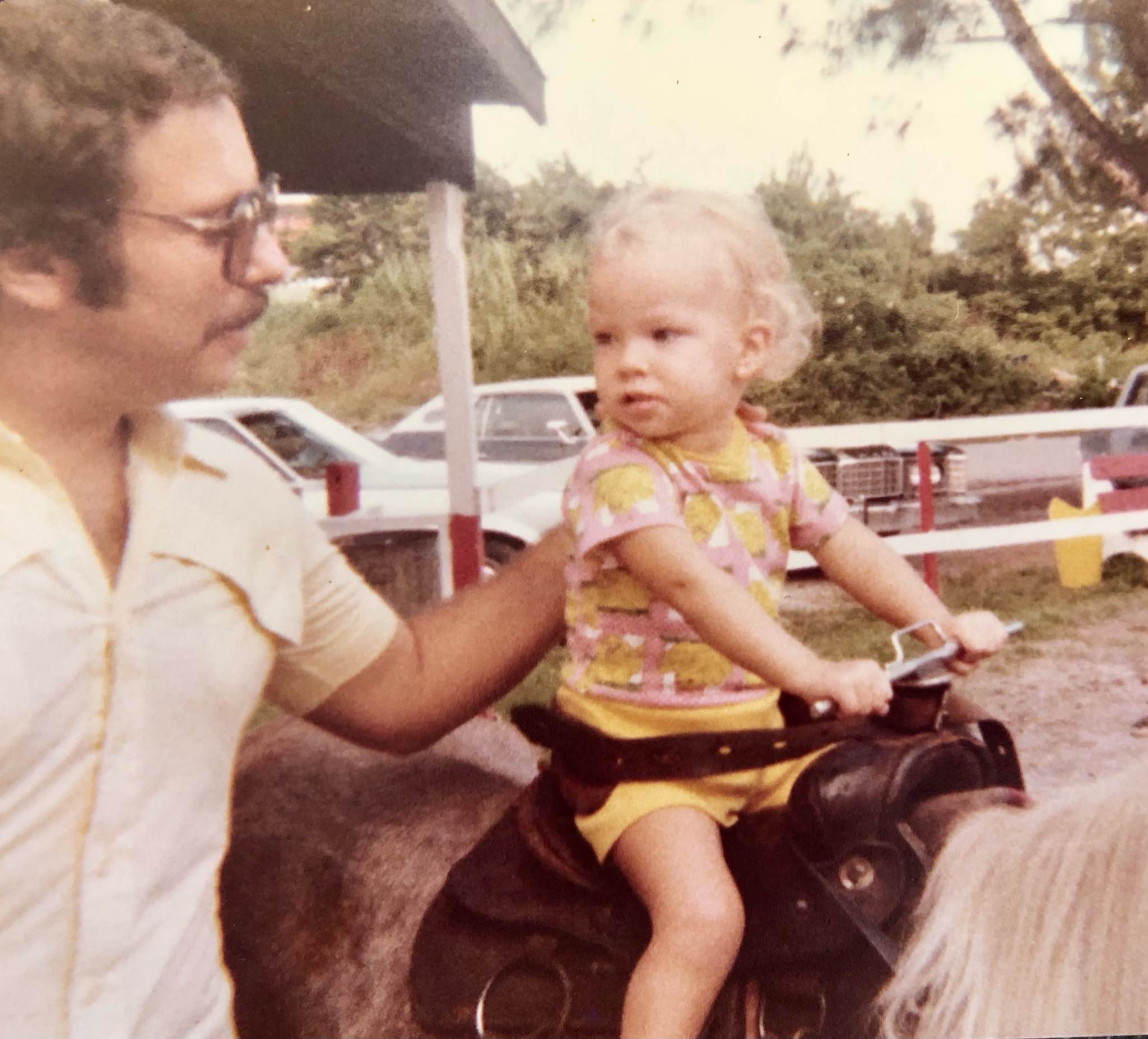 My father was the closest person to me.