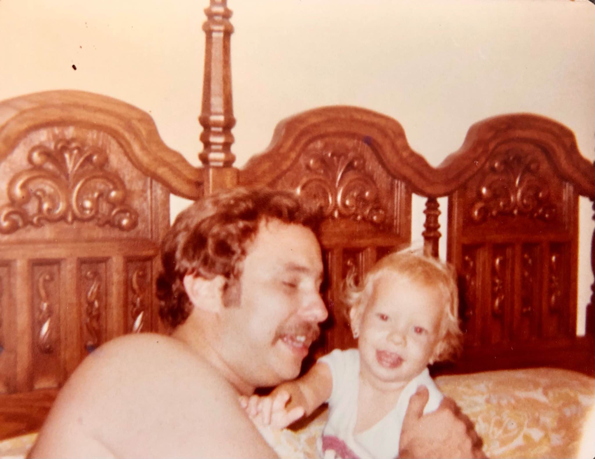 Even though he had professional success, my father struggled with obesity and mental illness.