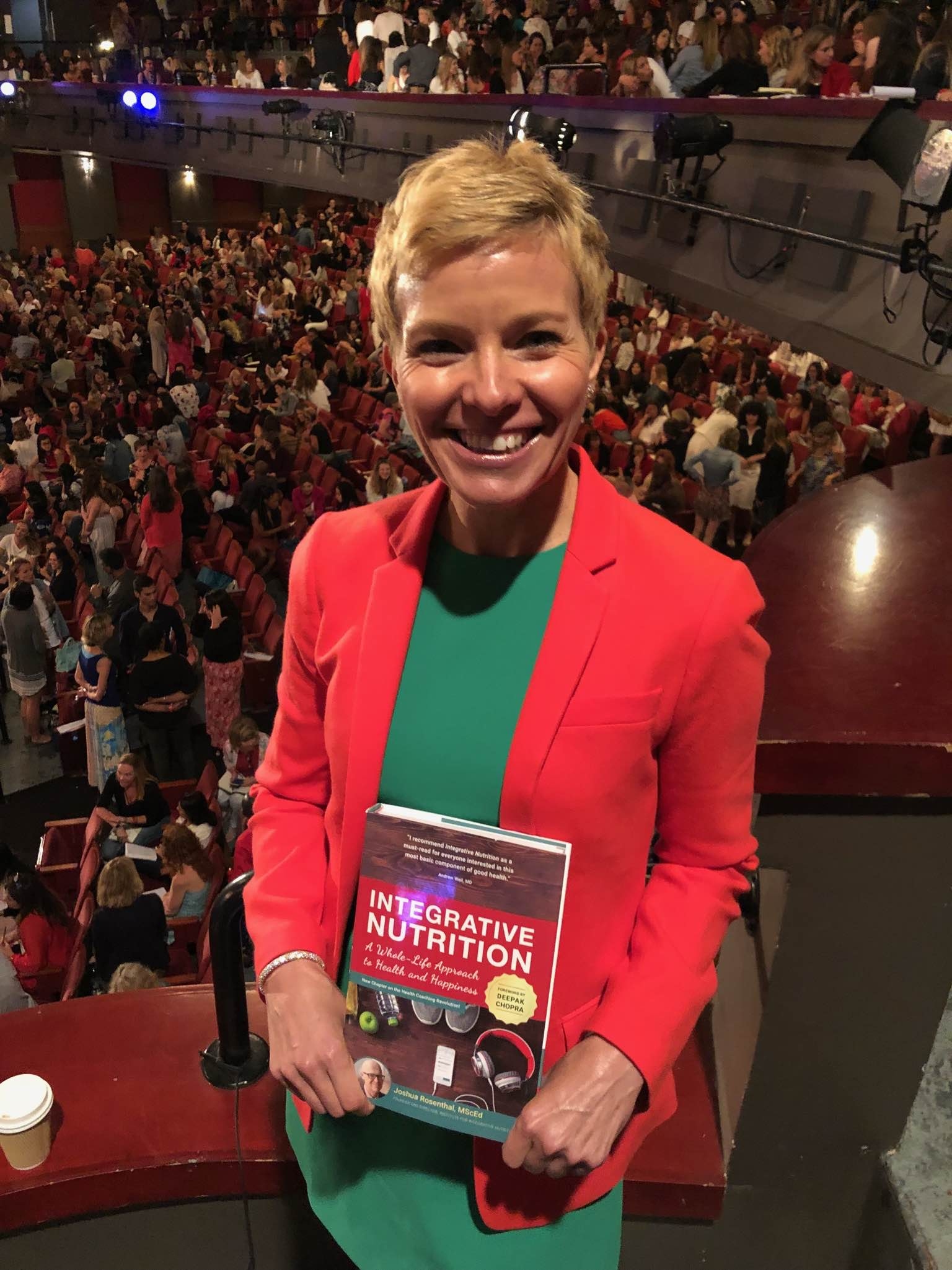 Michelle Joy Kramer Institute of Integrative Nutrition